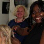 extensions braids Christine Glossy Locks Newport