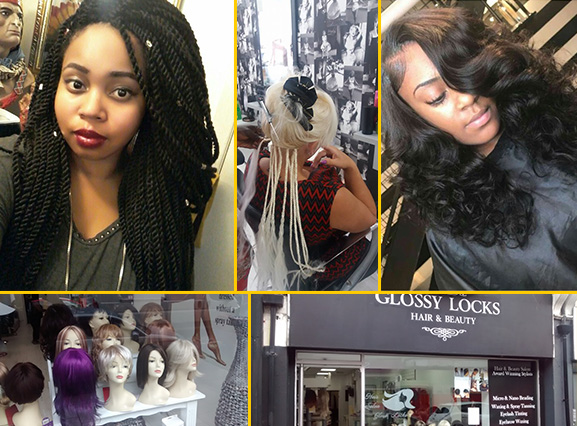 braids hairdressers newport