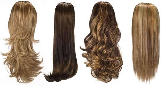 braids hair pieces